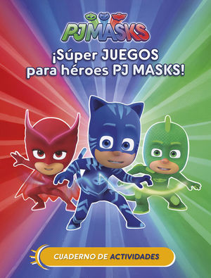 PJMASKS: ¡SUPER JUEGOS PARA HÉROES PJ MASKS!