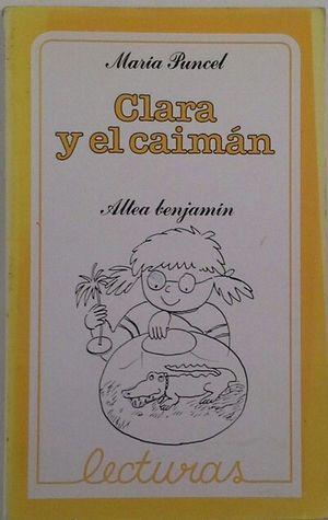 CLARA Y EL CAIMÁN