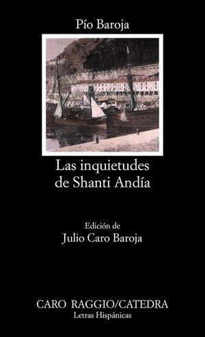INQUIETUDES DE SHANTI ANDIA