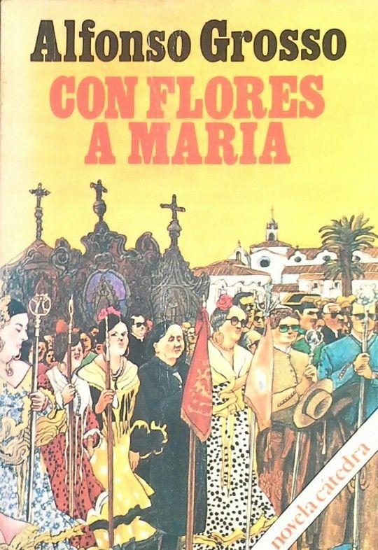 CON FLORES A MARÍA