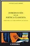 INTRODUCCIÓN A LA POÉTICA CLASICISTA