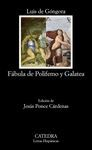 FÁBULA POLIFEMO Y GALATE