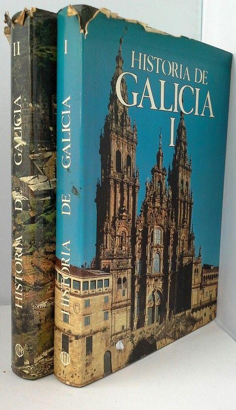 HISTORIA DE GALICIA. 2 TOMOS