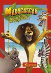 MADAGASCAR (LIBRO DE PEGATINAS)