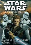 STAR WARS. EPISODIO II: EL ATAQUE DE LOS CLONES. NOVELIZACIÓN