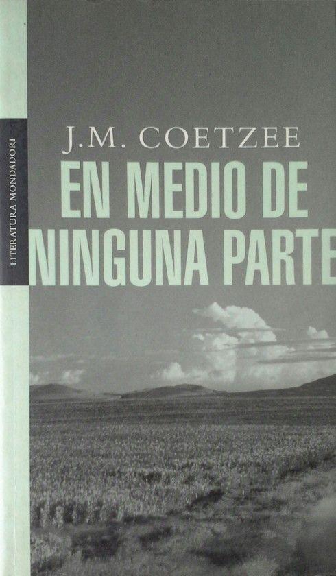 EN MEDIO DE NINGUNA PARTE