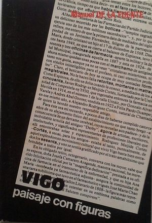 VIGO - PAISAJE CON FIGURAS