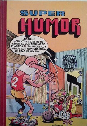 SUPER HUMOR 24 - VARIAS HISTORIETAS DE PERSONAJES DIVERSOS