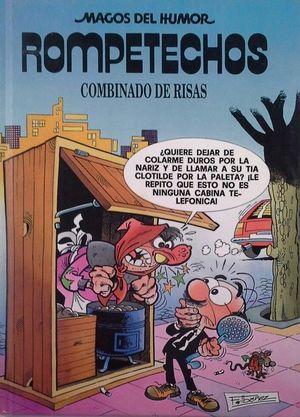 MAGOS DEL HUMOR 45 - ROMPETECHOS