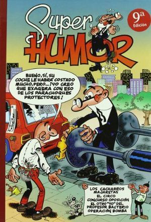SUPER HUMOR MORTADELO Y FILEMON Nº 16: LOS CACHARROS MAJARETAS