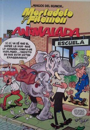 MAGOS DEL HUMOR 60 - MORTADELO Y PUIGDEMÓN - ANIMALADA