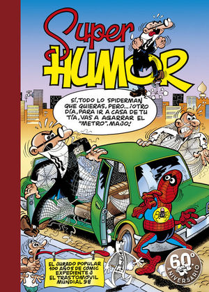 SUPER HUMOR MORTADELO Nº 28 EL JURADO POPULAR