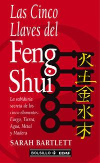 LAS CINCO LLAVES DEL FENG SHUI