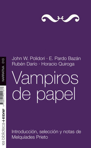 VAMPIROS DE PAPEL