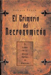 EL GRIMORIO DEL NECRONOMICÓN