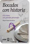 BOCADOS CON HISTORIA