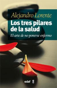 LOS TRES PILARES DE LA SALUD