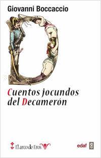 CUENTOS JOCUNDOS DEL DECAMERÓN