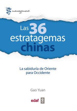 LAS 36 ESTRATAGEMAS CHINAS