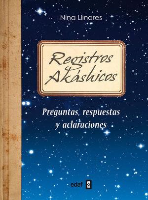 REGISTROS AKÁSHICOS
