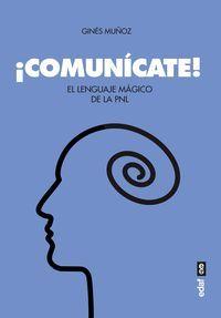 ¡COMUNICATE!