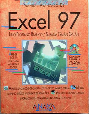 MANUAL AVANZADO DE EXCEL 97