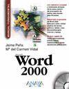 MANUAL FUNDAMENTAL WORD 2000