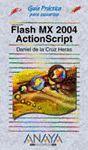 FLASH MX 2004. ACTIONSCRIPT