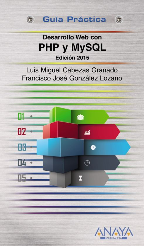 DESARROLLO WEB CON PHP Y MYSQL. EDICIÓN 2015