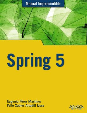 SPRING 5 MANUAL IMPRESCINDIBLE