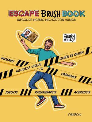 ESCAPE BRUSH BOOK