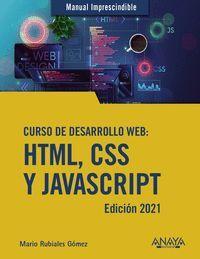 CURSO DE DESARROLLO WEB. HTML, CSS Y JAVASCRIPT
