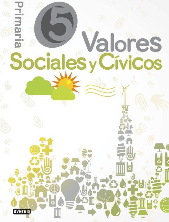 VALORES SOCIALES Y CÍVICOS. 5º EDUCACIÓN PRIMARIA