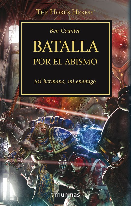 BATALLA POR EL ABISMO, N.º 8