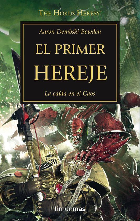 EL PRIMER HEREJE, N.º 14