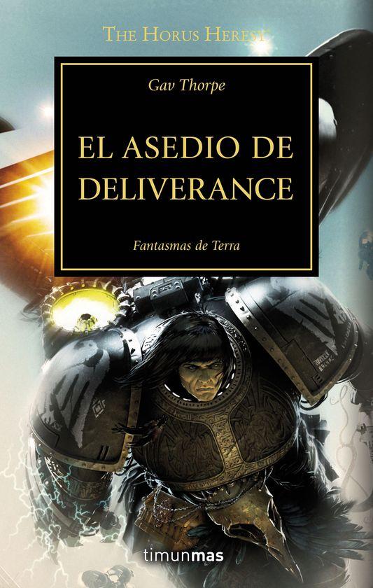 EL ASEDIO DE DELIVERANCE, N.º 18