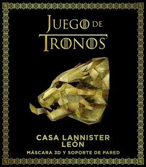 JUEGO DE TRONOS CASA LANNISTER LEON
