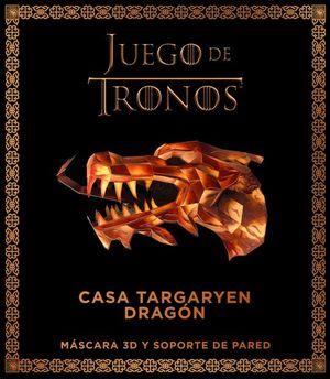 JUEGO DE TRONOS CASA TARGARYEN DRAGÓN