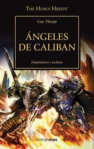 ANGELES DE CALIBAN Nª 38