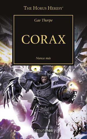 CORAX. NUNCA MAS