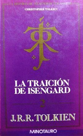 LA TRAICION DE ISENGARD