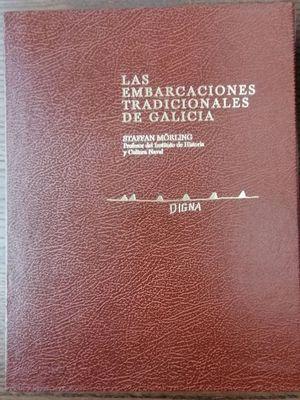 LAS EMBARCACIONES TRADICIONALES DE GALICIA