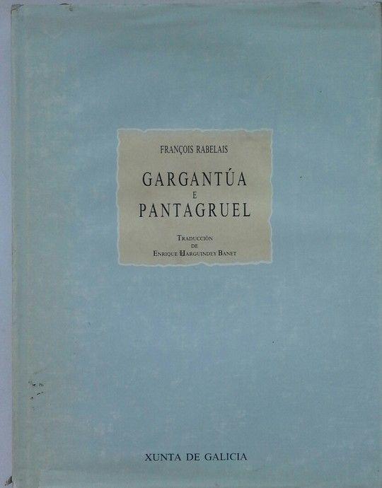 GARGANTÚA E PANTAGRUEL