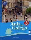 AULA DE GALEGO 3 (+CD)