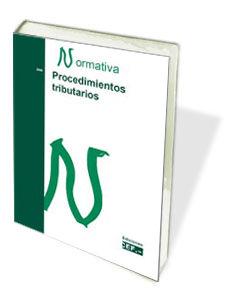 PROCEMIENTOS TRIBUTARIOS. NORMATIVA 2014