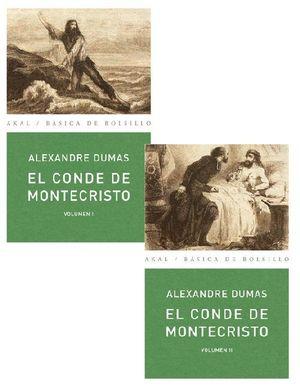 EL CONDE DE MONTECRISTO (2 VOL.)