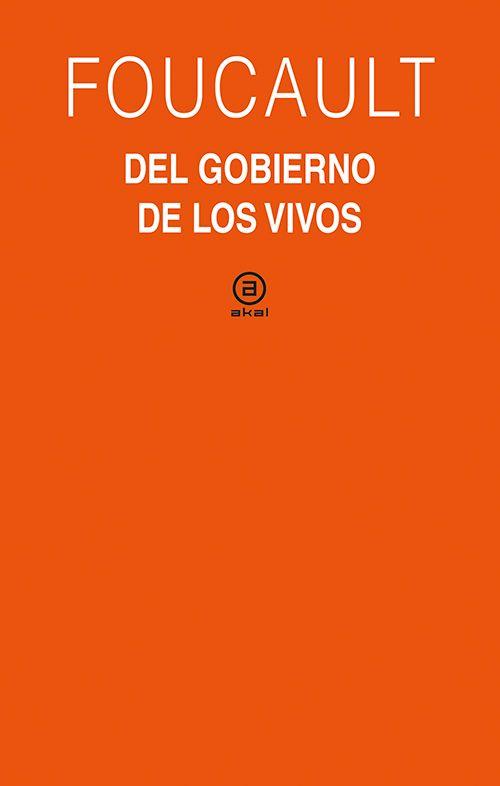 EL GOBIERNO DE LOS VIVOS