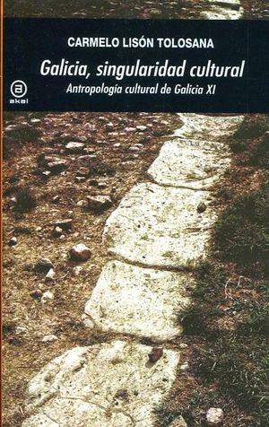GALICIA, SINGULARIDAD CULTURAL