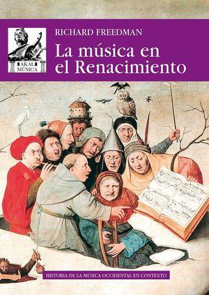 LA MUSICA EN EL RENACIMIENTO