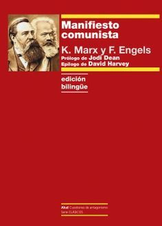 MANIFIESTO COMUNISTA (ED. BILINGÜE)